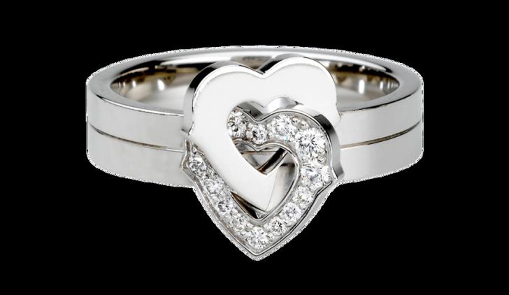 Cœurs de Cartier кольцо
