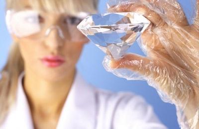Синтетические алмазы