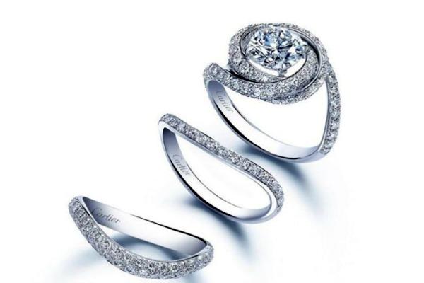 Trinity Ruban кольца