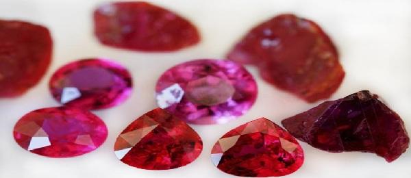Рубиновый цвет какой это