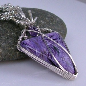 wire_wrapped_lavender_charoite_and_amethyst_pendant_65ec2e5c