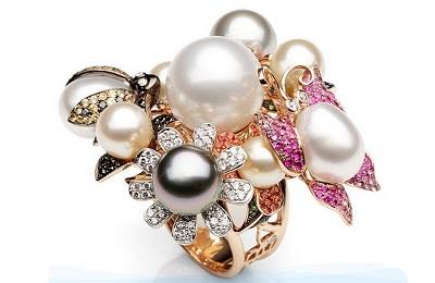 Жемчужное кольцо