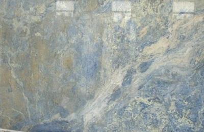 Голубой мрамор