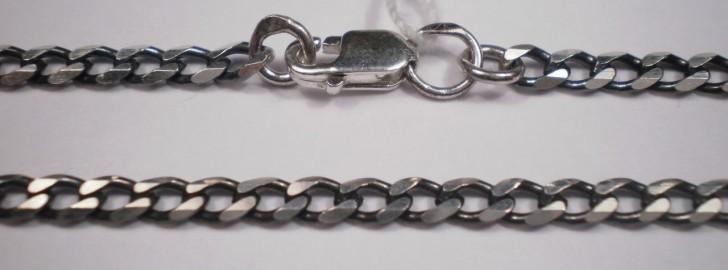 Панцирное плетение цепочек из серебра