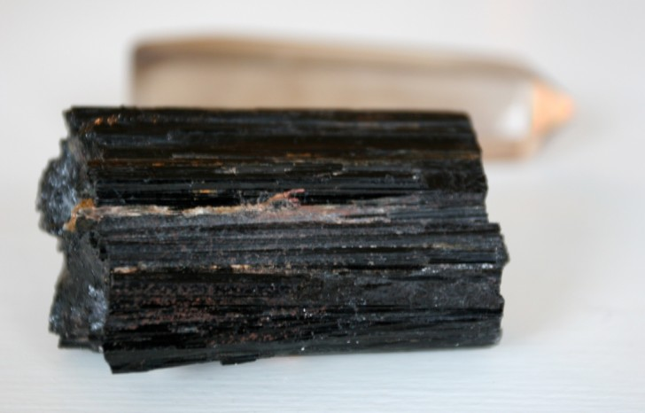 Чёрный турмалин