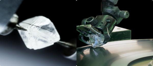 Необработанный алмаз: природная обработка бриллиантов и как выглядит