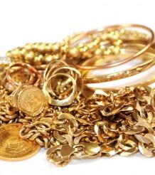 Как почистить золото дома?