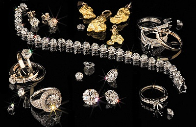 Бриллиантовые украшения